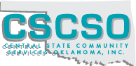 Central State Community Services Oklahoma Mobile Logo